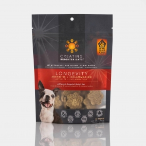 Creating Brighter Days 'Longevity' CBD Dog Treats