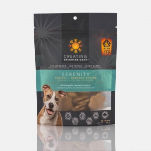 Creating Brighter Days 'Serenity' CBD Dog Treats