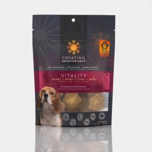 Creating Brighter Days 'Vitality' CBD Dog Treats