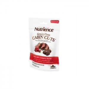 Nutrience Grain Free Cabin Cuts Venison & Cranberry Soft Treats